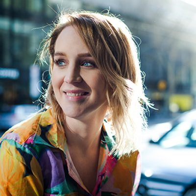 Diana Fisk Producer Headshot