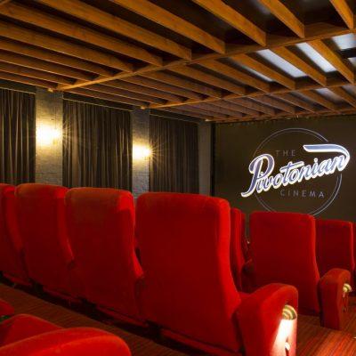 Inside the Pivotonian Cinema Geelong